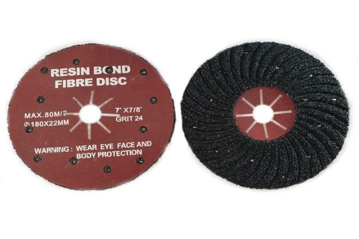 Disque abrasif semi flexible