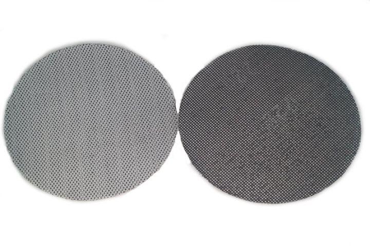 velcro / sanding mesh disc